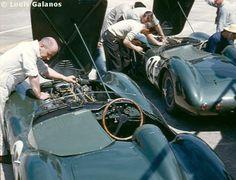 RSC Photo Gallery - Sebring 12 Hours 1958 - Aston Martin DBR1 no.25 - Racing Sports Cars