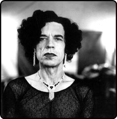 Mick Jagger by Anton Corbijn Inspiration