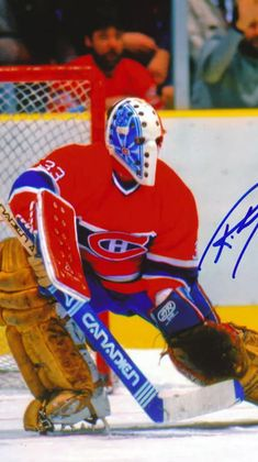 Montreal Canadiens, Ken Dryden, Hockey Room, Men Cave, Goalie Mask, Hockey Goalie, Cool Masks, Nhl, Scale