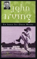 En bønn for Owen Meany av John Irving John Irving, Crying, Prayers, Tv Shows, Feelings, Reading, Memes, Books, Libros