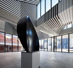 searle x waldron architecture: annexe of the art gallery of ballarat