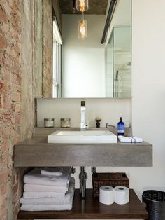 Ideias de Projetos com Cimento Queimado e Concreto Aparente