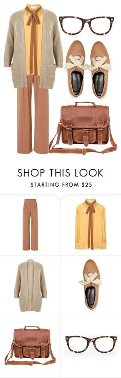 """""""Untitled #182"""" by cheeseburger-jones ❤ liked on Polyvore featuring Fleur du Mal, See by Chloé, River Island, Oscar de la Renta, Mahi and Chico's"""