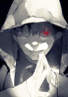 Kaneki Ken | Tokyo Ghoul