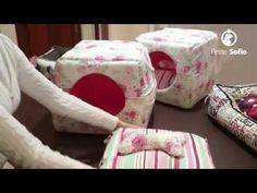 Cama de Cachorro Iglu 3 Posições Jolie Vie - YouTube