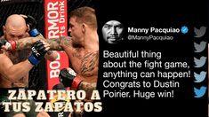 #mma CONORMCGREGOR y MANNY PACQUIAO no ligan por ahora. Notorius, dedicate a salvar tu carrera – 2020 MMA Manny Pacquiao, Floyd Mayweather, Conor Mcgregor, Ufc, News Channels, Baseball Cards, Marketing, Shit Happens, Racing