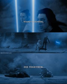 Kylo Rey, Kylo Ren And Rey, Star Wars Love, Rey Star Wars, Star Wars Quotes, Star Wars Ships, The Force Is Strong, Book Tv, Reylo