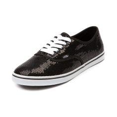 Vans Authentic Lo Pro Sequins Skate Shoe