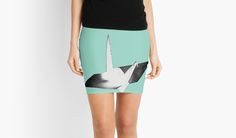 http://www.redbubble.com/people/damnmurphy/works/14824499-origami-swan?p=pencil-skirt  What about a cool pencil skirt for this summer ?