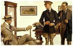 Hello, Tailor: Leyendecker and the Arrow Collar Man.