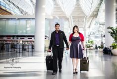 Cassie & Shameel always have special feelings about San Francisco Airport. Why? Cassie lives in California. Shameel lives thousands miles away from the golden coast, on the other side of the earth. How did they know each other? Internet! How did they see each other in person? Airplane! Shameel flied…