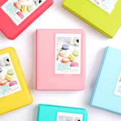 ^-^♥♥♥ Free gift is provided to every order ♥♥♥^-^ Worldwide Shipping with Fixed Shipping Cost 4.99 USD for all the instax album!! Classic and simple instax mini album/ polaroid album for keeping you own memories. If you are using instax mini 8, mini 7s, mini 8+, mini 70, mini 90, mini