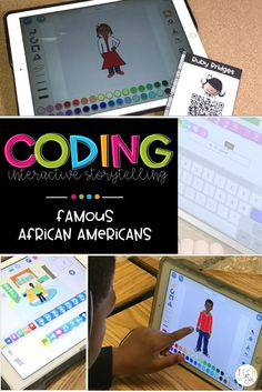 Digital Storytelling with Scratch Coding Black History (February) Kindergarten Lesson Plans, Teaching Kindergarten, Student Teaching, Teaching Ideas, Problem Based Learning, Project Based Learning, Vocabulary Cards, Science Vocabulary, Technology Lessons