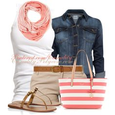A fashion look from July 2014 featuring Soaked in Luxury tops, MANGO jackets and Bench. Browse and shop related looks. Chic Outfits, Summer Outfits, Fashion Outfits, Womens Fashion, Spring Summer Fashion, Winter Fashion, Mk Boots, Weekend Wear, Passion For Fashion