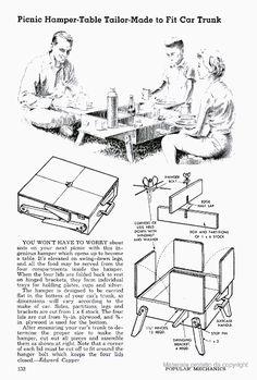 #fielddesk #plans | Campaign Furniture - Field desk | Desk ...