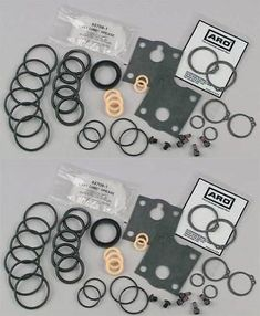 2fe076b7e37e Pond and Fountain Equip Parts 181127: Pump Repair Kit,Air Aro 637428 -> BUY  IT NOW ONLY: $92.95 on #eBay #fountain #equip #parts #repair