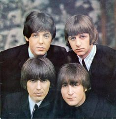 "John, Paul, George and Ringo - The British Rock Group ""The Beatles"""