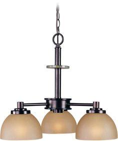 Woodbridge Lighting Ajo Indoor Lighting Chandelier 10065-CDV