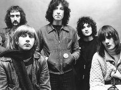 Peter Green's Fleetwood Mac - forget the girls... Give me some Rattlesnake shake!!