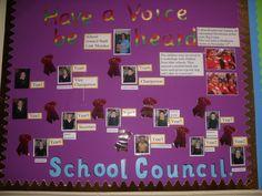 Idea for school council board