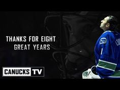 Roberto Luongo returned to Vancouver on January 8th, 2015 to face his former team for the first time since being traded to Florida.