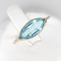 vintage silver tone blue gold navajo aztec style oval abstract shapes design scarf clip ring germany quirky fun christmas xmas gift present