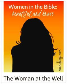 Week 10 of Women in the Bible: Beautiful and Brave the series! My prayer is to be like the woman at the well....