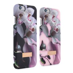 7d9d72392bf066 Ted Baker SS16 Soft-Feel Shell Case for Apple iPhone 6   6S - ETHEREAL POSIE