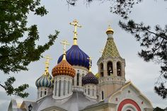 St Igor Church, Peredelkino, Moscow, Russia, photo 3