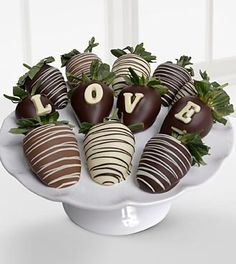 How To Make Chocolate-Covered Strawberries Valentine's Day is just around the corner and if you want to make a special gift for