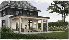 Discover recipes, home ideas, style inspiration and other ideas to try. Backyard Pavilion, Outdoor Pavilion, Backyard Patio Designs, Front Yard Landscaping, Veranda Design, Gazebo, Pergola, Small Terrace, House Goals