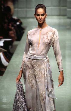 Valentino S/S 1996 Couture
