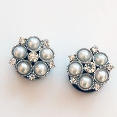 Grandma's Pearls Plugs - Wedding Prom Formal by Glamsquared