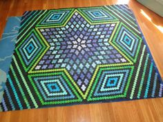 Uploaded by Pink Hippo Quilts.