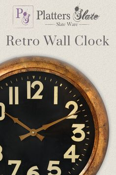 Our Deep Rim Gold Leaf Wall Clock has a modern featured with a 12 hour display. The stunning design is the perfect way to stay on trend with the current fashion! Having an air of sophistication, both elegant and glamorous in its design means it will create a beautiful focal point for any hallway or room. This clock is suited to both contemporary and attractive interior designs is catching to the eye. This clock will undoubtedly create a great impact in your home.