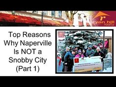 Top Reasons Why Naperville is NOT A Snobby City  http://ryanhillrealty.tumblr.com/post/92823731856/top-reasons-why-naperville-is-not-a-snobby-city-part  http://www.ryanhillrealty.com/ - This is what makes living in Naperville IL wonderful. If you're looking for a trusted REALTOR® to help with your Naperville luxury home for sale, or for any real-estate related concerns, call Teresa Ryan at 630-276-7575. Teresa Ryan is the owner/broker of Ryan Hill Realty