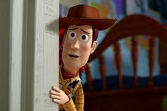 tom hanks - My grandsons and I have loved all three TOY STORY movies. Have my own copies and watch them often....