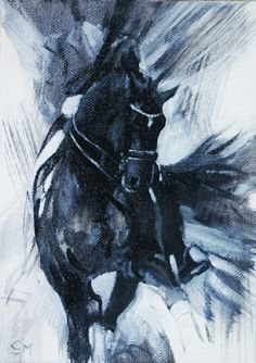 I'd sure love some of these paintings by Sally Martin!