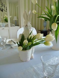 6 Years Of Easter Table Inspiration
