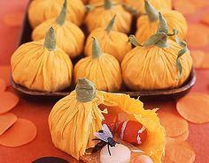 """Упаковка для конфет """"Тыква"""" / Packing for sweets """"Pumpkin"""""""