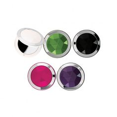 A stylish compact mirrors in tropical palms or lemon designs. Compact Mirror, Girls Best Friend, Kitchen And Bath, Nespresso, Beautiful Things, Inspiration, Mothers, Collection, Bedding