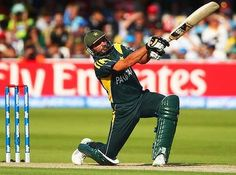 Top ten batsman with Most Number Of Sixes In One Day International