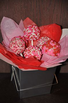 Valentine cake pop pack by Cake Creations by Christina