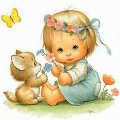 bebés tiernas Imágenes
