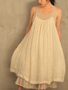 It looks lightweight and airy. This suggests a trend in spring and summer fashion. Mori Fashion, Womens Fashion, Dress Skirt, Dress Up, Elisa Cavaletti, Quoi Porter, Magnolia Pearl, Inspiration Mode, Mori Girl