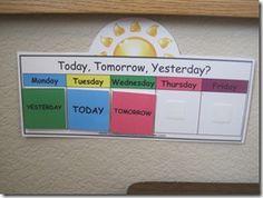 DIY Preschool Morning Circle Time (Part I) Live Love Learn Gracefully Morning Calendar, Calendar Time, Kids Calendar, Calendar Skills, Calendar Wall, Daily Calendar, Calendar Ideas, Classroom Calendar, School Calendar