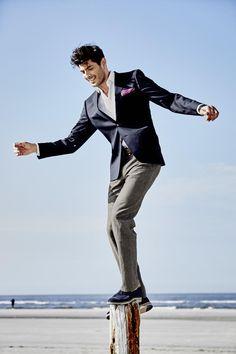 LUCAS HOSE #pants #hose www.mey-edlich.de