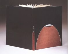 """""""Simulacre, a surrealist novella by Michel Leiris with illustration by French artist André Masson was printed in 1925"""" - binding by Rose Adler and Emmanuel Lecarpentier, 1927"""