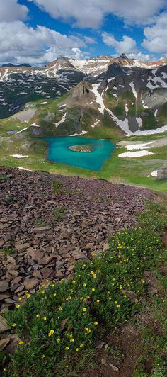 Island Lake, Colorado - By Aaron Spong