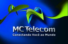 Logotipo criado para a empresa de Telecomunicações de Campina Verde   MG   Brasil.